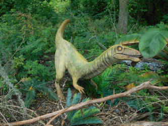 Dinosaur by cheatingatlife