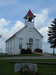 Sand Hill United Methodist Church by cheatingatlife