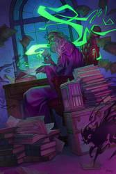 Wizard by SeaOfFireflies