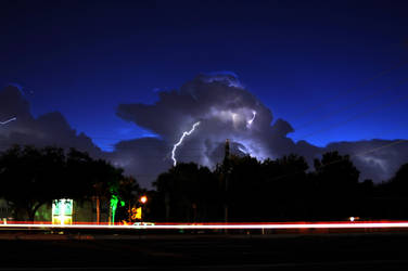August Lightning by Bonvallet
