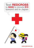 Help Out Japan by Bonvallet