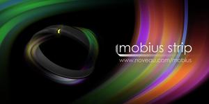 Mobius Strip Billboard by Bonvallet