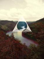 Wolfgun, River - Poster Art by Bonvallet