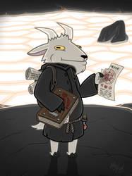Goatician by Bonvallet