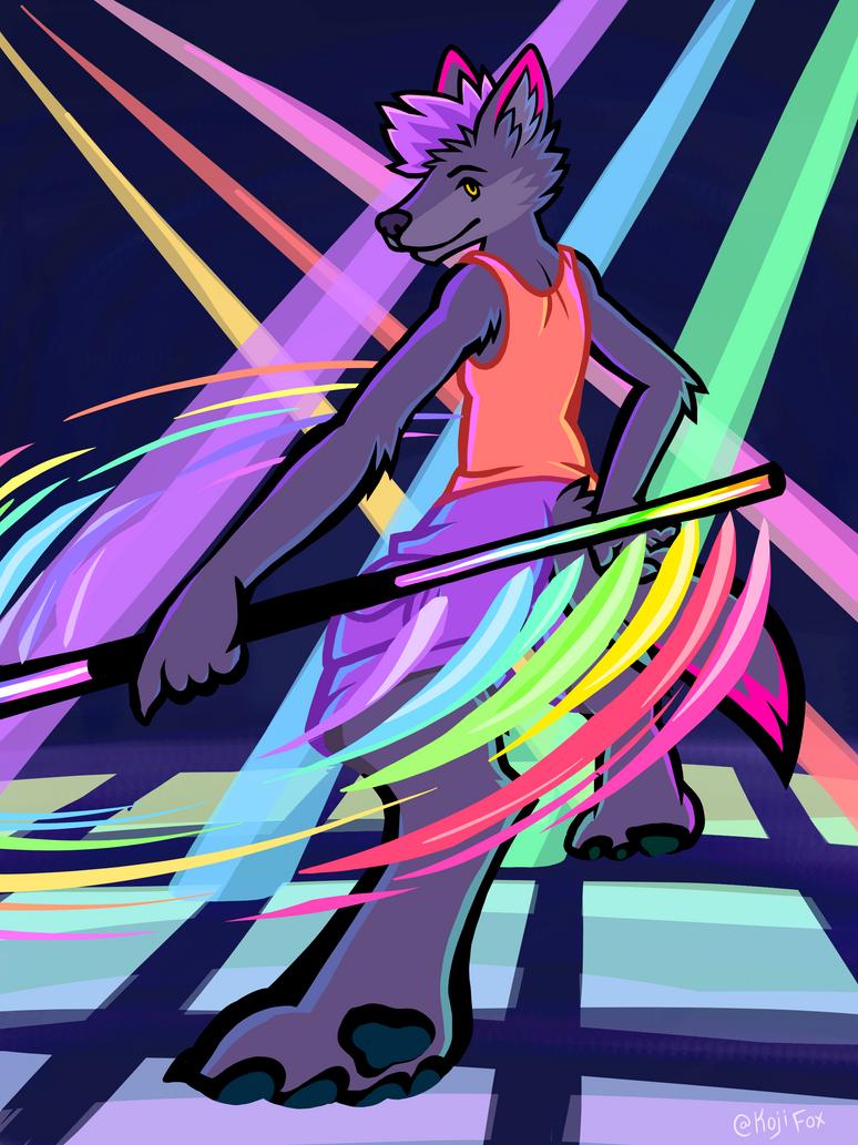 Spinny Boy by Bonvallet