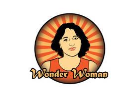 Wonder Woman by sleeptimer