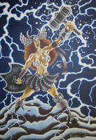 Goddess Of Thunder by Bungle0