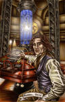 The 8th Doctor COLOUR by Bungle0