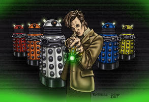 Doctor Who Vs The Daleks EDIT by Bungle0