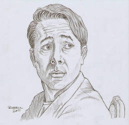 Reece Shearsmith Sketch by Bungle0