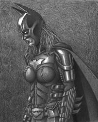 Batgirl by Bungle0