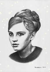 Portrait commission 3 by Bungle0