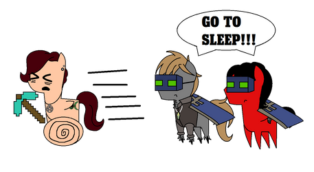 Go to sleep by equestriaguy637