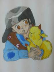 Shinobu Miyake by kidnaser