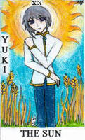 Tarot 19- The Sun - FB by Twisted-chan