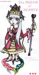 The Queen of Hearts- YCiWL by Twisted-chan