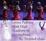 The Most High Academe by Twisted-chan