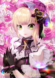 Frederica _ Idolmaster Cinderellagirls by hina08