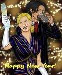 Happy New Year! by Phoentrix