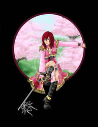 Kairi's Dynasty Final V2 by MaeMaeTwin