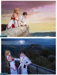 SAO | Day/night by MinamiKing