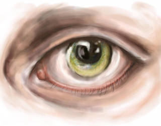 My Little Eye by TheRaven1988