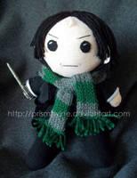 Commish: Severus Snape by prismtwine