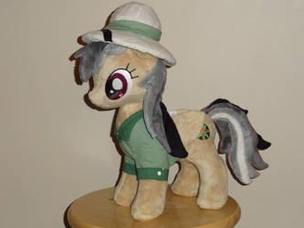 pony Plush by WhiteDove-Creations
