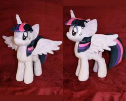 Princess Twilight by WhiteDove-Creations