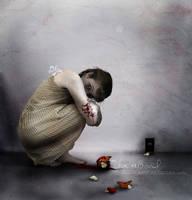 Black Apple by dhn-al3ood