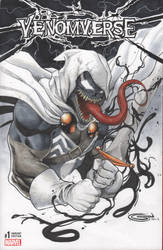 Commission Venomized TaskMaster by Sajad126