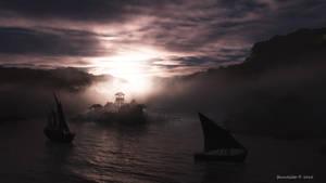Smuggler's cove by faroutsider