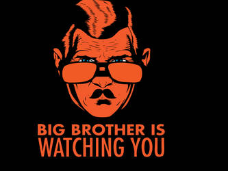 Big Brother... by TheHattyOne