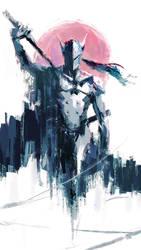 Genji (Overwatch) by Alex-Chow