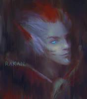 Rakan (League of Legends) by Alex-Chow
