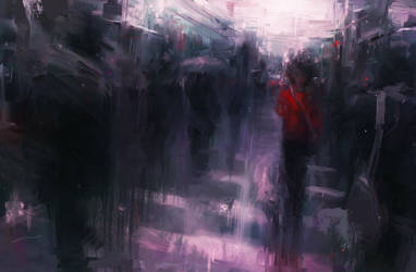 Walking the Wolf (ORIGINAL) by Alex-Chow