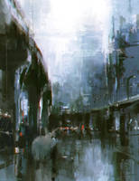 Urban Sprawl by Alex-Chow