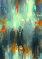 Green Light District (ORIGINAL) by Alex-Chow