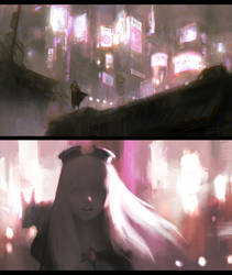 Night Out (ORIGINAL) by Alex-Chow