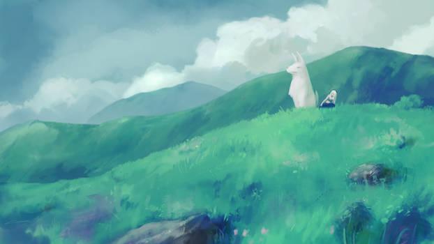 The Prairie (ORIGINAL) by Alex-Chow
