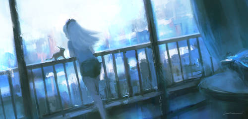 Morning After (ORIGINAL) by Alex-Chow