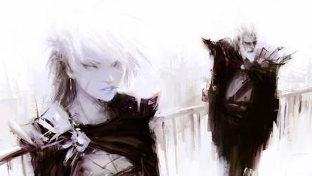 Lia and Emerett (ORIGINAL) by Alex-Chow