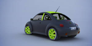 beetle Sports edition back by sdots