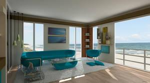 beach house by sdots