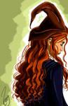 The Flowers of Hogwarts by HoneyJadeCrab