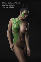 Bodypainting IT Calendar PilsFree 2012 by seekorka