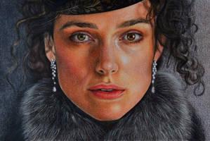 Keira Knightley by PutyatinaEkaterina