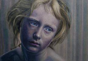 portrait by PutyatinaEkaterina