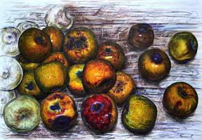 Apples by PutyatinaEkaterina