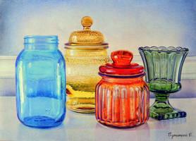 Jars by PutyatinaEkaterina